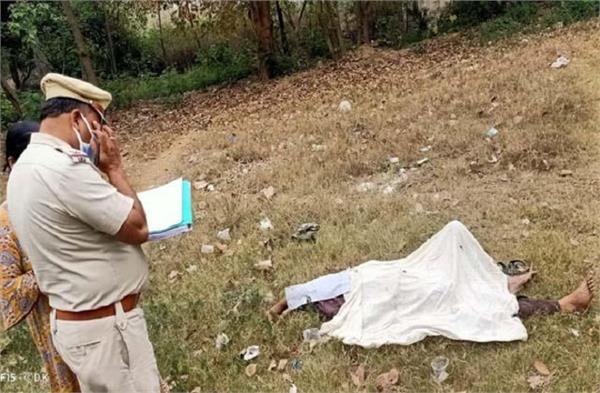 jalandhar bulton park person corpse