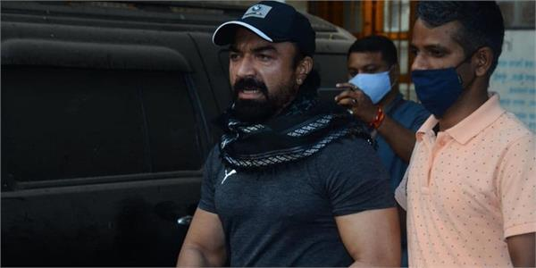 ejaz khan in custody of ncb for 3 days