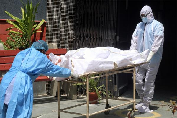 maharashtra coronavirus patient death
