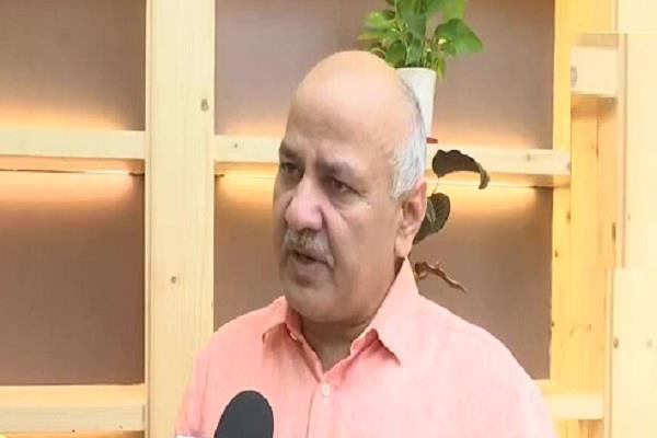delhi manish sisodia nodal officer arvind kejriwal