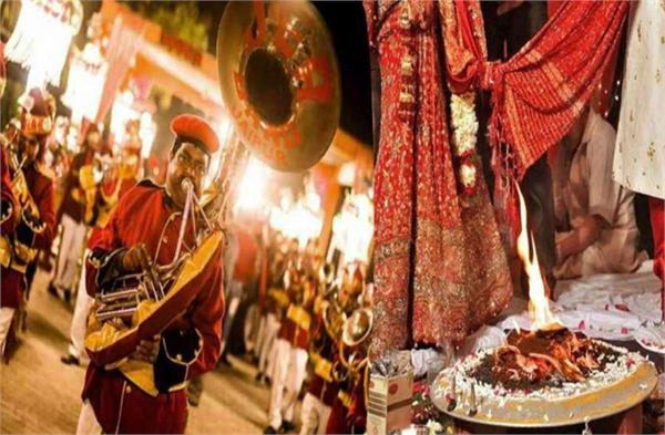 indore administration refuses permission to  band baaja baaraat