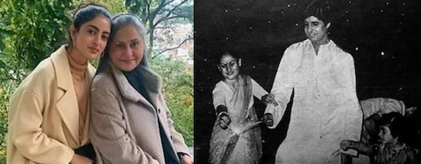 jaya bachchan pictures with family