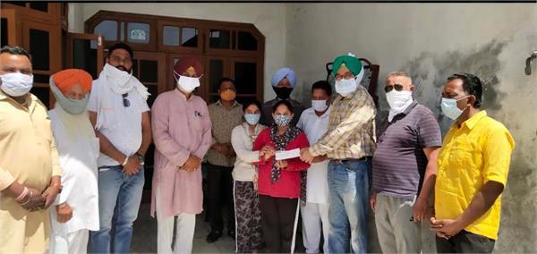 retired karnal kuldeep singh  special childrens help