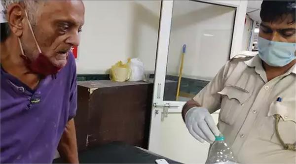 delhi coronavirus delhi police constable