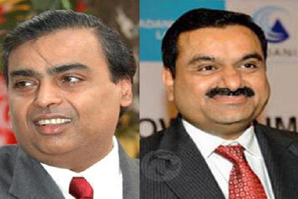mukesh ambani and gautam adani slipped from rich list