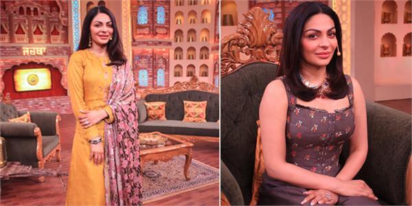neeru bajwa to host new show on zee punjabi