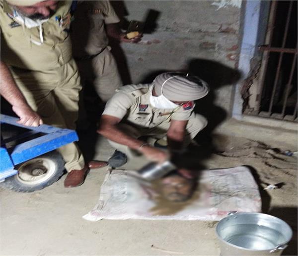 faridkot farmer murder head recovered