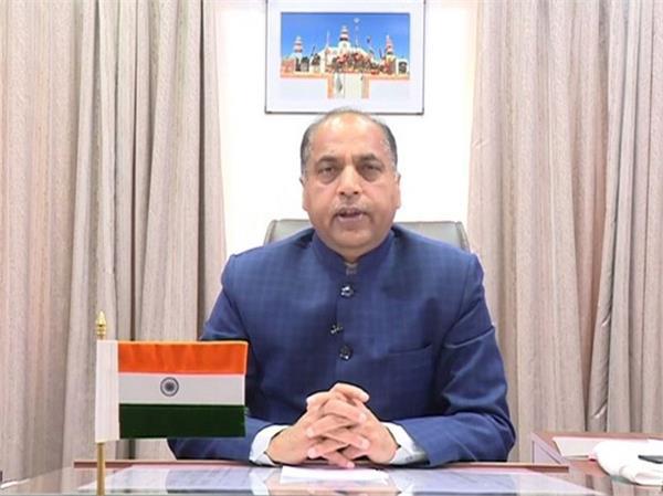 himachal pradesh  tourism will not stop says jairam thakur