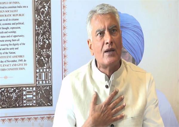 sunil jakhar virtual ceremony dr bhimrao ambedkar