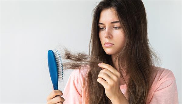 gets rid of the problem of falling hair shikakai and reetha