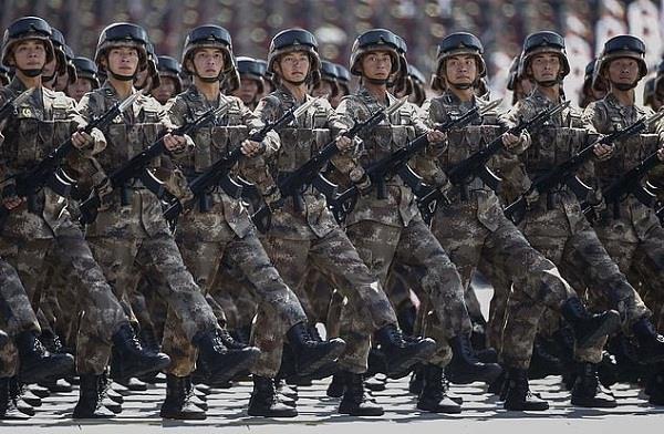 australian military  war preparations  china