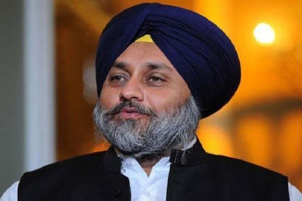 govt should provide relief to people in covid   sukhbir