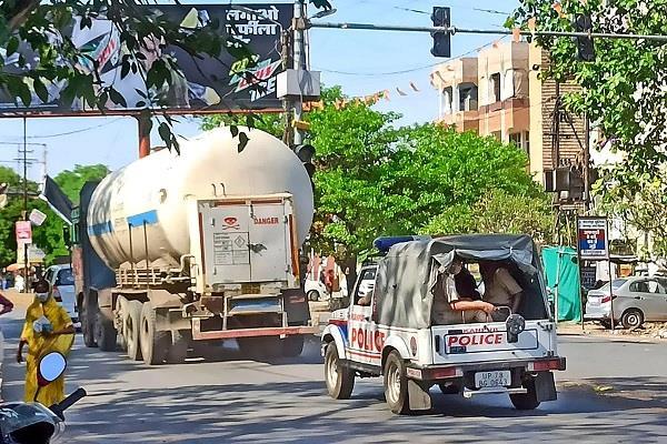 haryana panipat sirsa oxygen tanker disappeared