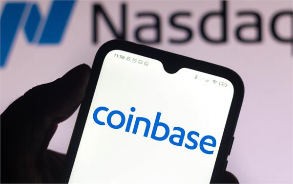 bitcoin opponents stop talking us stock market launches coinbase