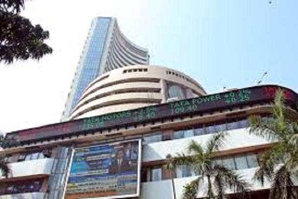 the sensex closed 84 points higher
