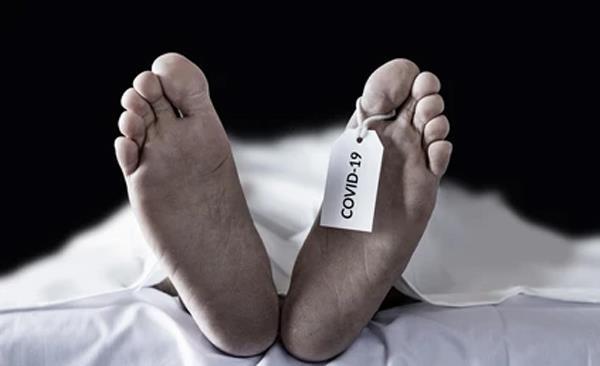 corona patient commits suicide