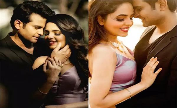 sugandha mishra and sanket bhosale get engaged