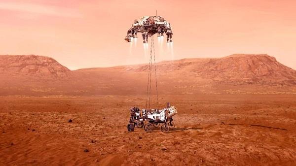 nasa  perseverance rover  oxygen