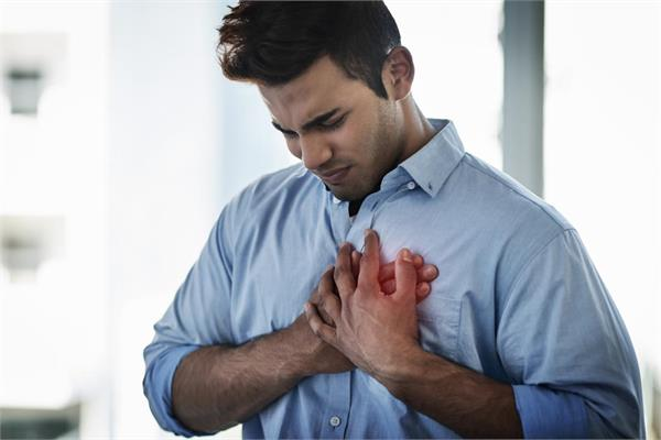 ignore chest pain you can get relief by following these home remedies