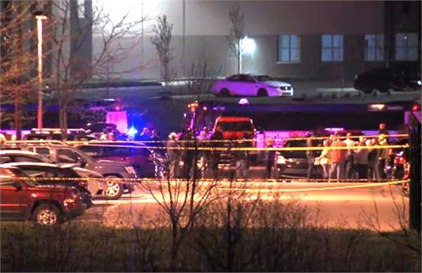 us  firing  8 people  death  gunman  suicide