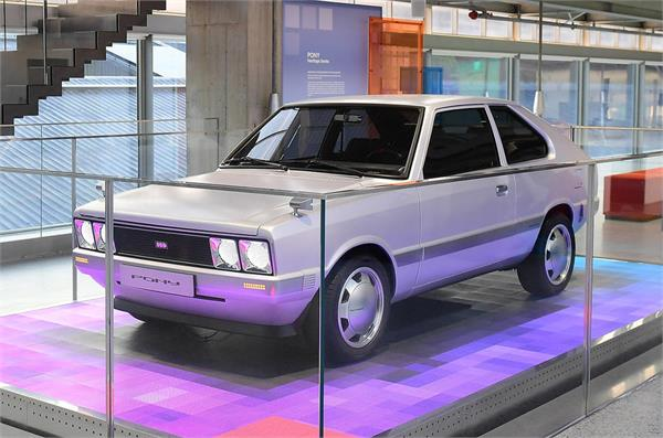 hyundai revives its classic pony into an electric car
