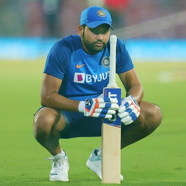 rohit sharma  hamstring injury  ipl 2021