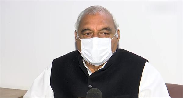 bhupinder singh hooda and his wife infected with covid 19