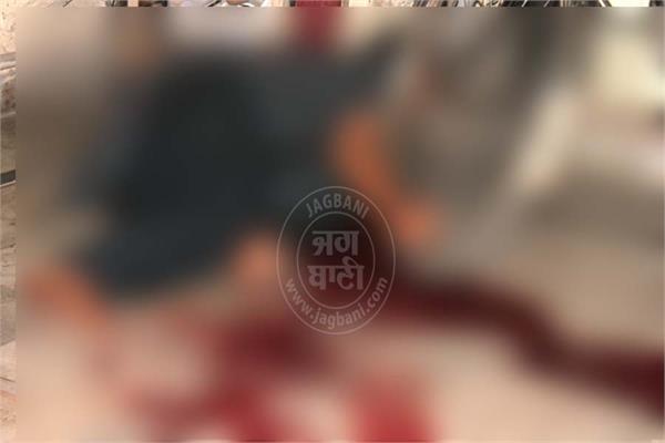 ludhiana wife murder husband knife