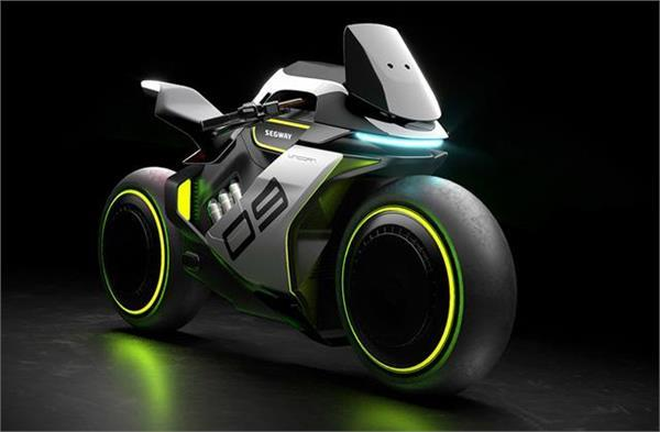 segway will launch hydrogen powered motorcycle in the market by 2023