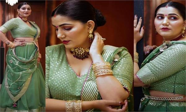 sapna choudhary video viral on social media