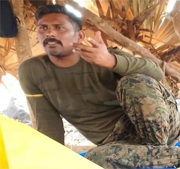 bijapur attack naxals released jawan rakeshwar singh manhas