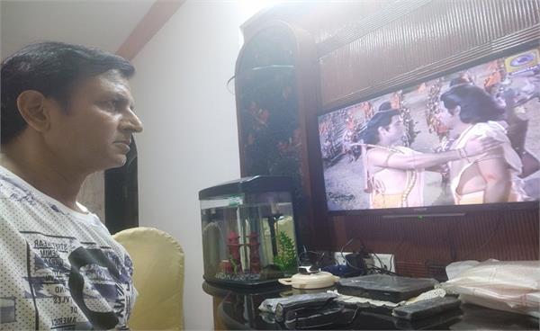 ramayan fame lakshman aka sunil lahri share a post on