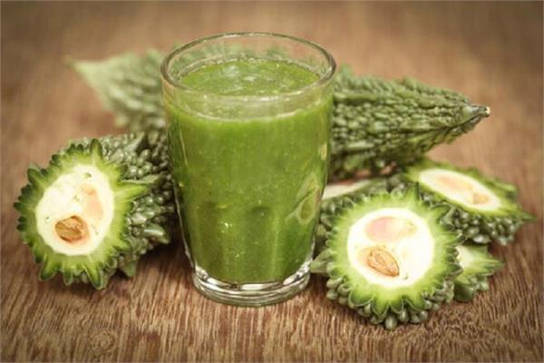 karela vegetable juice health benifits