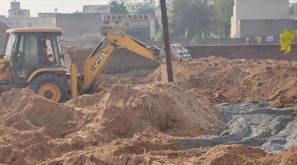 illegal colonies cut in rupnagar district