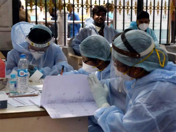 384 doctors and nursing staff infected in patna aiims