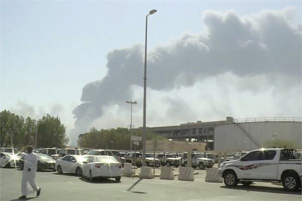 drone strike on saudi arabian airport