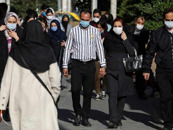 lockdown in iran during the fourth wave of the epidemic