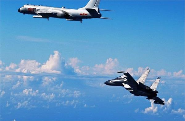 2 chinese warplanes enter taiwan air defence zone