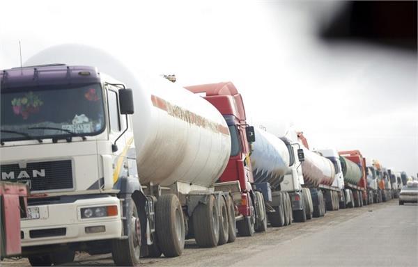 9 killed in afghanistan oil tanker blast