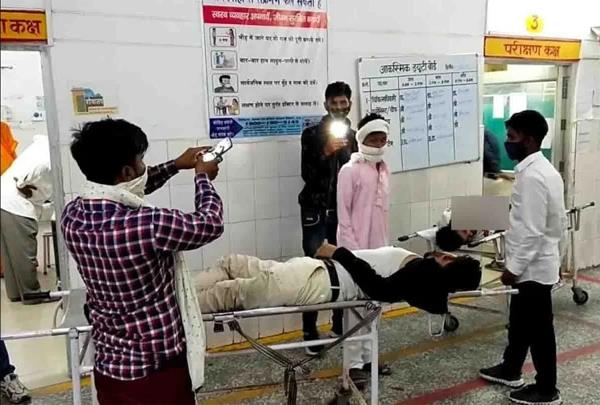 three killed  several injured in etawah car crash