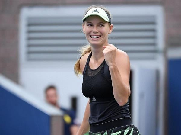 former tennis player carolina will give birth to a daughter next month