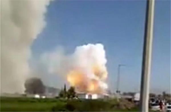 3 killed in us gunpowder blast