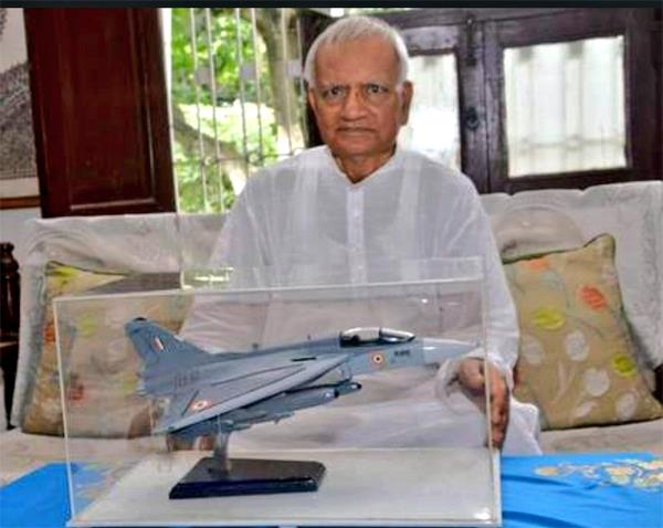 manas verma  the scientist who built the tejas fighter jet  is no more
