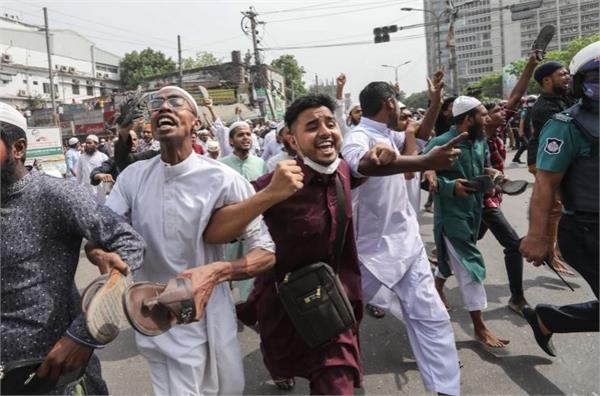 jamaat leader arrested for inciting violence during modi  s visit to bangladesh