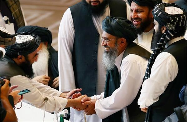both resume peace talks between the afghans and the taliban