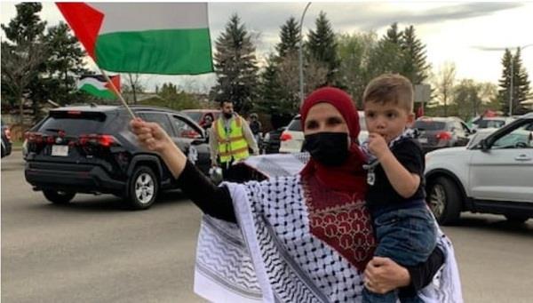 canada pro palestine protests