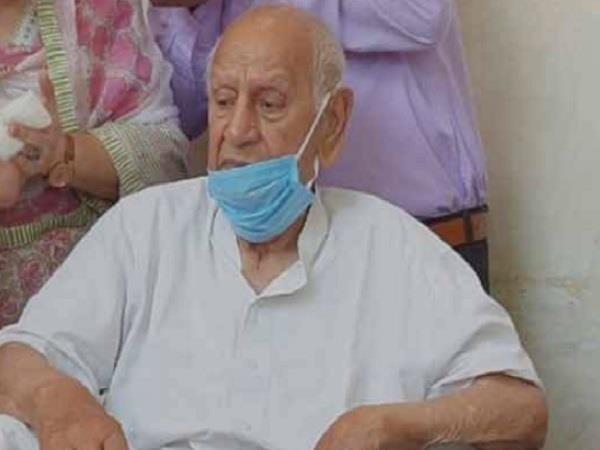 raghunandan lal bhatia passes away