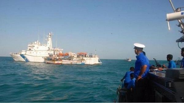 sri lankan navy  86 indians