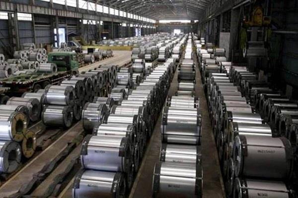 steel stocks plummet metal index plummets investors sink billions