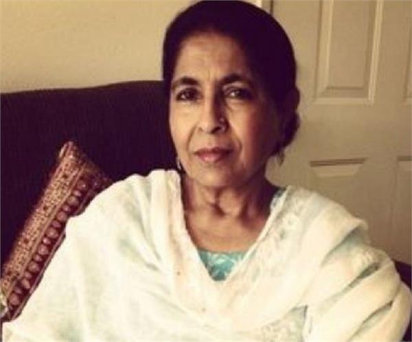 tragic news  indian origin pakistani actress talat siddiqui passes away